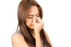swollen nasal septum